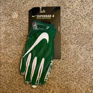 Nike Superbad 4 football gloves